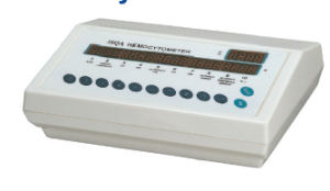 Lab Instruments Microcomputer Controlled Hemocytometer pictures & photos