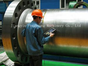 Jumbo Size Wind Forged Shaft pictures & photos