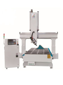Four-Axis Woodworking Engraving Machine