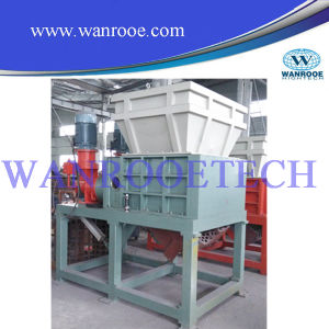 Four Shaft Shredder Machine for Plastic Rubber Wood pictures & photos