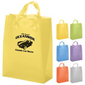 Loop Handle Bag, Plastic Bag, Shopping Bag, Gift Shopping Bag pictures & photos