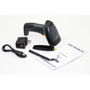 1d Supermarket Wireless Laser Barcode Scanner pictures & photos
