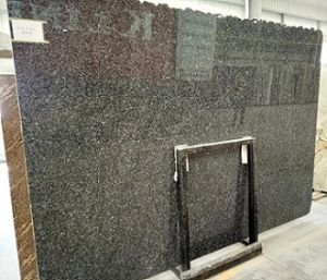 Wholesale Natural Stone Giallo Pearl Blue Pearl Granite Kitchen Countertop pictures & photos