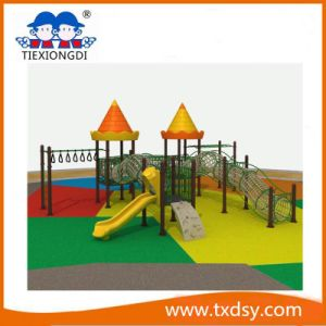Plastic Outdoor Playground with Swing Set/Jungle Gym Climbing Frames/Kids Plastic Climbing Frames pictures & photos