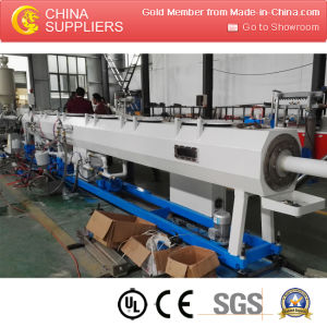 PP Pipe Extruder Making Machine pictures & photos