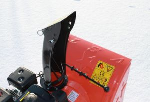 6.5HP 56cm Width Smart Gasoline Snow Thrower pictures & photos