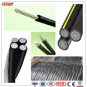Triplex Overhead ABC Aerial Bundled Cables and Underground Cable (URD wire) pictures & photos