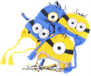Cute Yellow Minion Beanie Hat pictures & photos