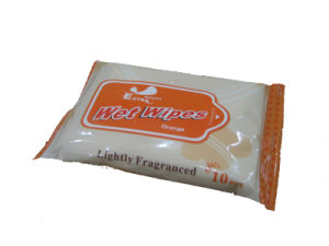 Hand Cleanging Wet Tissue Wet Wipes pictures & photos