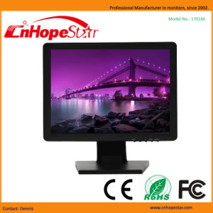 17inch LCD Touch Monitor pictures & photos