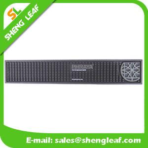 Eco-Friendly Custom OEM 3D Rubber Bar Mat (SLF-BM004) pictures & photos