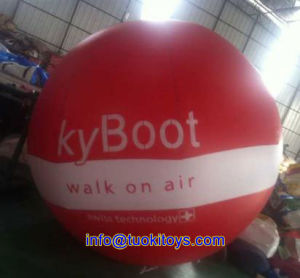 Advertising Inflatable Balloon for Commercial Show and Trade Show (A026) pictures & photos