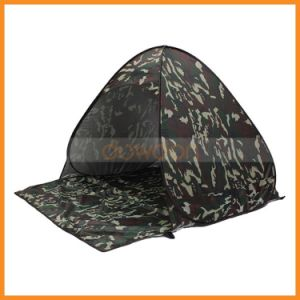 Factory UV Protection Custom Outdoor Event Camouflage Folding Travel Camping Tent pictures & photos