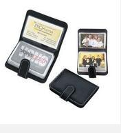 OEM Cheap Clear PVC Plastic Card Holder Card Wallet pictures & photos