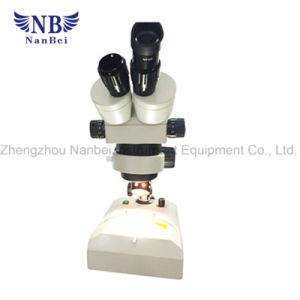 Stereo Microscope of China Prices for Lab Light pictures & photos