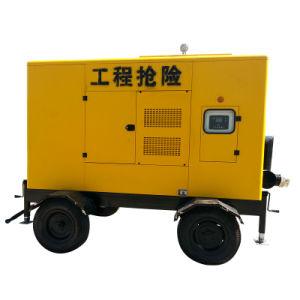 Mobile Dewatering Dirt Drain Diesel Water Pump pictures & photos