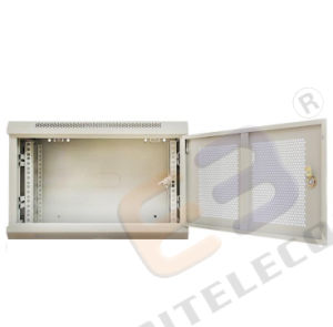 19 Inch Wall Mounted Network Cabinet with Wheels pictures & photos