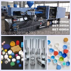 160 Ton High Speed Thin Wall Plastic Injection Molding Machine (BST-1600A) pictures & photos