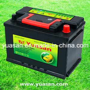 Car Battery Specs