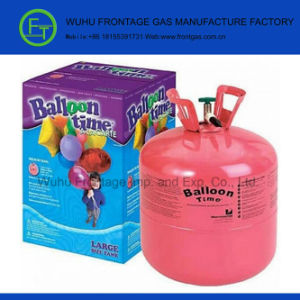 Europe Disposable Helium Cylinder for Birthday pictures & photos