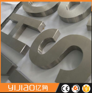 CE UL RoHS Approved Brass Letters Signages pictures & photos