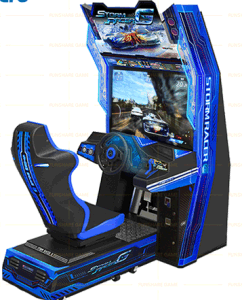Game Machine Racer G Midnight Maximum Tune 5 Video Game pictures & photos
