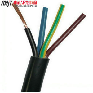 Flexible Cooper Core PVC Insulation Electrical Wire Cables 4mm 6mm pictures & photos
