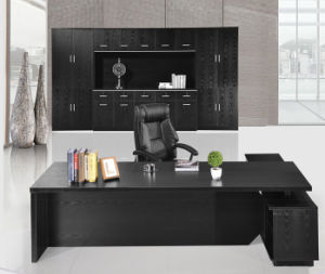 Wooden Office Desk pictures & photos
