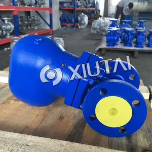 Single-Seat Cast Steel Ball Float Steam Valve pictures & photos