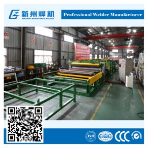 Max. 12mm Wire/Steel Mesh Welding Machine pictures & photos