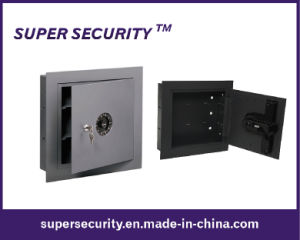 Dual Protection Grey Wall Safe (SMQ15) pictures & photos