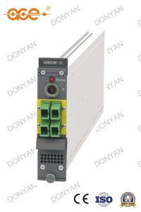 Aor03r-31 Ace 4 Way/ 2 Way / 1 Way CATV Return Optical Receiver Module pictures & photos