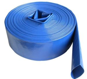 "1""-12"" Superior High Pressure PVC Layflat Hose for Irrigation pictures & photos"