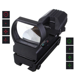 Multi 4 Reticle Red/Green DOT Sight Reflex pictures & photos