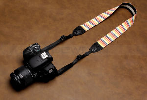 Christmas Gift Promotion Gift Vintage Shetu Geniue Leather Camera Strap pictures & photos