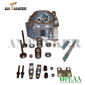 Motor Parts-Cylinder Head for Gx120 (Fully Assembled) pictures & photos