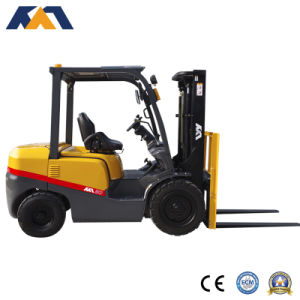 New 3ton Diesel Forklift with Japanese Mitsubishi Engine Sell Well pictures & photos