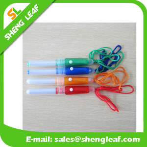 Promotional Gift Popular Lovely Custom Logo Lanyard Ball Pen (SLF-LP016) pictures & photos