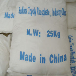 Sodium Tripolyphosphate 94% STPP Manufacturer pictures & photos