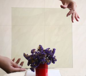 Heat Resistant Clear Ceramic Glass Panel with RoHS Certificate pictures & photos