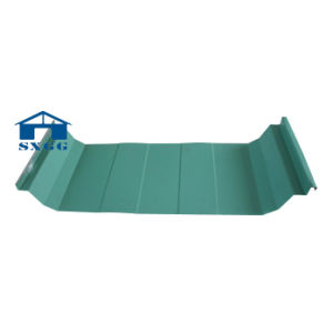 Green Corrugated Roofing Sheet for Buildings pictures & photos