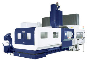(DL1220) CNC Gantry Machine Two Linear Guideways One Box Guideway pictures & photos