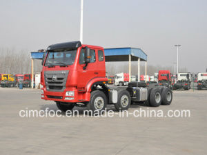 Sinotruk Hohan 8*4 Tipper Truck pictures & photos