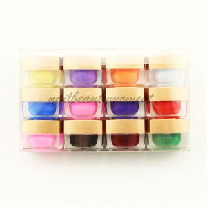 Solid Nail Art UV Builder Colour Gel Polish Kit (UG01)