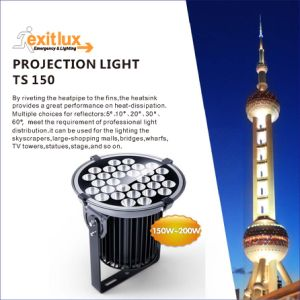 IP65 150W LED Tower Crane Flood Lamp pictures & photos