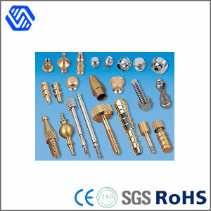 Stamping Cooper Metal CNC Lathe Milling Parts pictures & photos