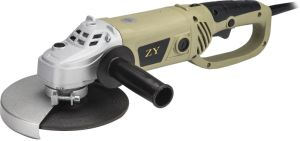 180mm Power Tools Angle Grinder (ZY-180A) pictures & photos