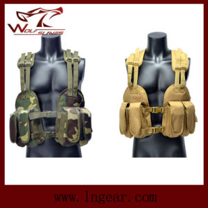 97 Seal Combat Vest Airsoft Cheap Military Tactical Vest pictures & photos