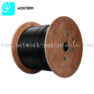 Fiber Optic Cable 2-288cores GYTS/GYTA Fiber Cable PE Outer Sheath Black pictures & photos