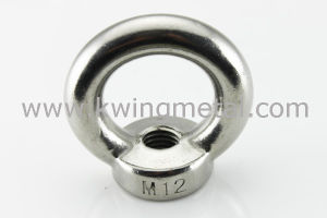 Stainless Steel Rectangular Eye Nut pictures & photos